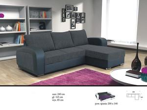 Stūra dīvāns Fabio 2LC