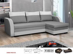 Stūra dīvāns Santana I