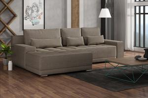 Stūra dīvāns Malmo MAX L/P