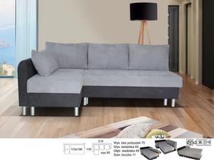 Stūra dīvāns Rio LC2