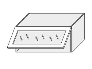 Augšējais skapītis Dust grey W4BS/80 WKF Aventos