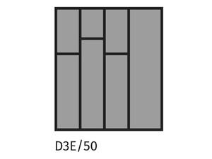 Galda piederumu turētājs ST D3E/50