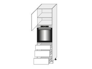 Virtuves skapis Amaro D14/RU/3E