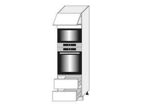 Virtuves skapis Amaro D14/RU/2M 284