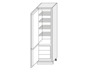 Skapis iebūvējamajam ledusskapim Malmo D14/DL/60/207