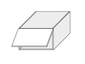 Augšējais skapītis White mat W6B/60