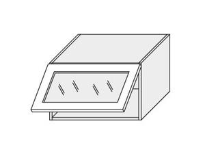 Augšējais vitrīnas skapītis Mint W4BS/60 WKF AVENTOS