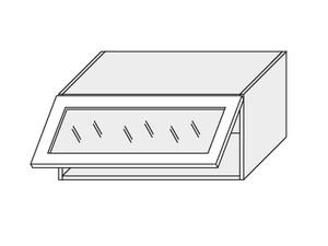 Augšējais vitrīnas skapītis Mint W4BS/80 WKF AVENTOS