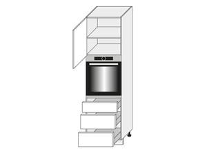 Virtuves skapis Essen D14/RU/3M