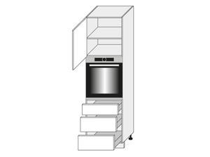 Virtuves skapis Essen D14/RU/3E