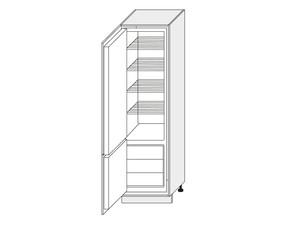 Skapis iebūvējamajam ledusskapim Ferrum DEPL/60
