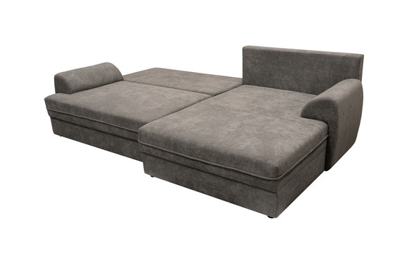 Stūra dīvāns izvelkams ID-19334