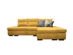 Stūra dīvāns izvelkams ID-19351