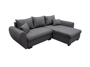 Stūra dīvāns izvelkams ID-19352