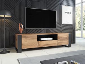 TV plaukts Wood