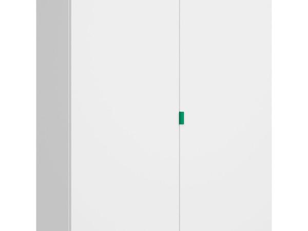 Balts spīdums / Ozolkoka / Zaļš rokturis
