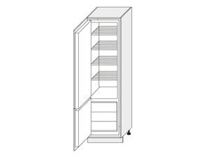Skapis iebūvējamajam ledusskapim Essen trend DEPL/60