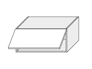 Augšējais skapītis White W4B/80 Aventos
