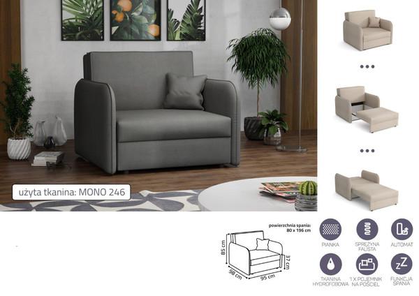 Dīvāns Rodeo I Loft