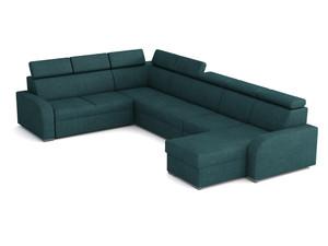 Stūra dīvāns izvelkams Dave 2rR2p1LC (P/L)
