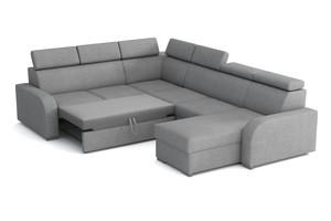Stūra dīvāns izvelkams Dave 2rR2pLC (P/L)