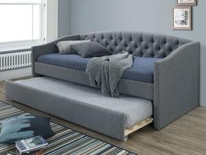 Кровать с решеткой ID-20612