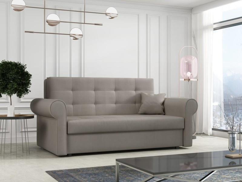 Dīvāns Rodeo III silver