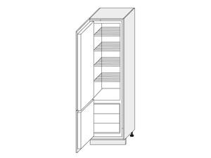 Skapis iebūvējamajam ledusskapim Magnum D14/DL/60/207