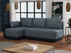 Stūra dīvāns izvelkams Astor LC2