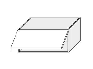 Augšējais skapītis Grey Stone W4B/80 Aventos