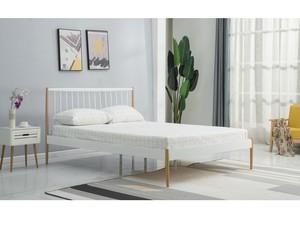 Кровать с решеткой ID-21664