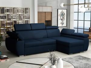 Stūra dīvāns izvelkams Aston 2R+LC