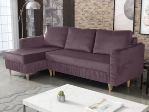 Stūra dīvāns izvelkams Maria