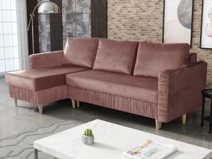 Stūra dīvāns izvelkams Maria Premium
