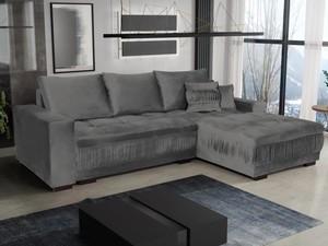 Stūra dīvāns izvelkams Regnum