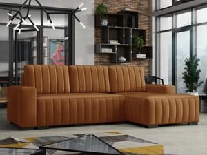 Stūra dīvāns izvelkams Ganta