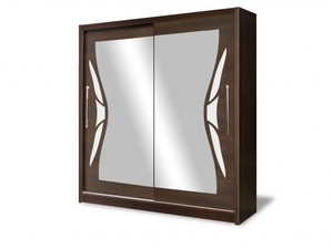 Skapis ar spoguli ID-22618