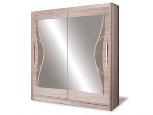 Skapis ar spoguli ID-22623