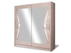 Skapis ar spoguli ID-22624