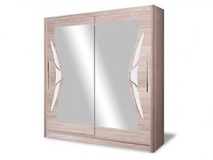 Skapis ar spoguli ID-22625