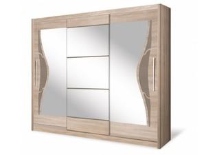 Skapis ar spoguli ID-22627