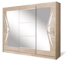 Skapis ar spoguli ID-22628
