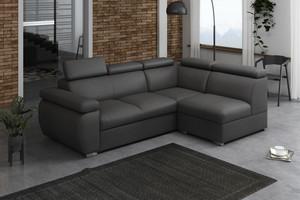 Stūra dīvāns izvelkams Aston 2r+R+1p(80 bb)