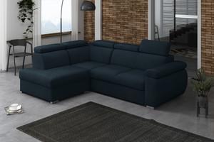 Stūra dīvāns izvelkams Aston LXp+R+2r