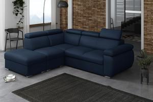 Stūra dīvāns izvelkams Aston PUFA p+1p(65)+R+2r