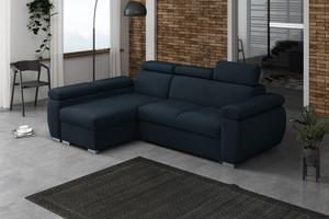 Stūra dīvāns izvelkams Aston LCp+2r