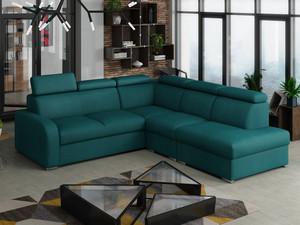 Stūra dīvāns izvelkams Dave 2r+R+1p(65)+LXp