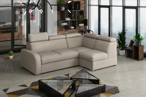 Stūra dīvāns izvelkams Dave 2r+R+1p(65 bb)