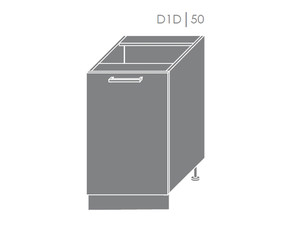 Apakšējais skapītis Violet D1D/50