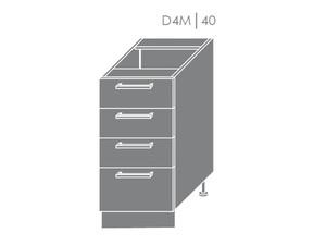 Apakšējais skapītis Violet D4M/40